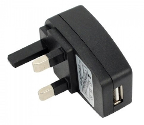Image result for usb mains charger